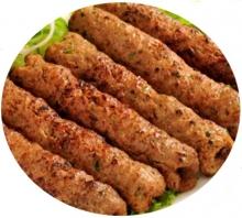 Gilafi Kebabs (Main)