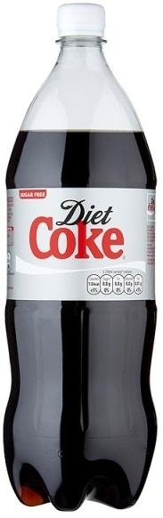 Diet Coca Cola Bottle 1.5L